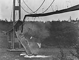 suspension bridge breaking