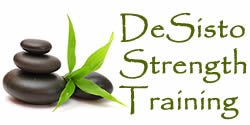 DeSisto Strength Training Logo